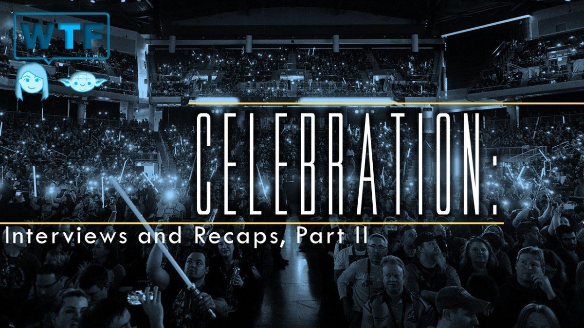 Celebration Part 2: Interviews & Recaps