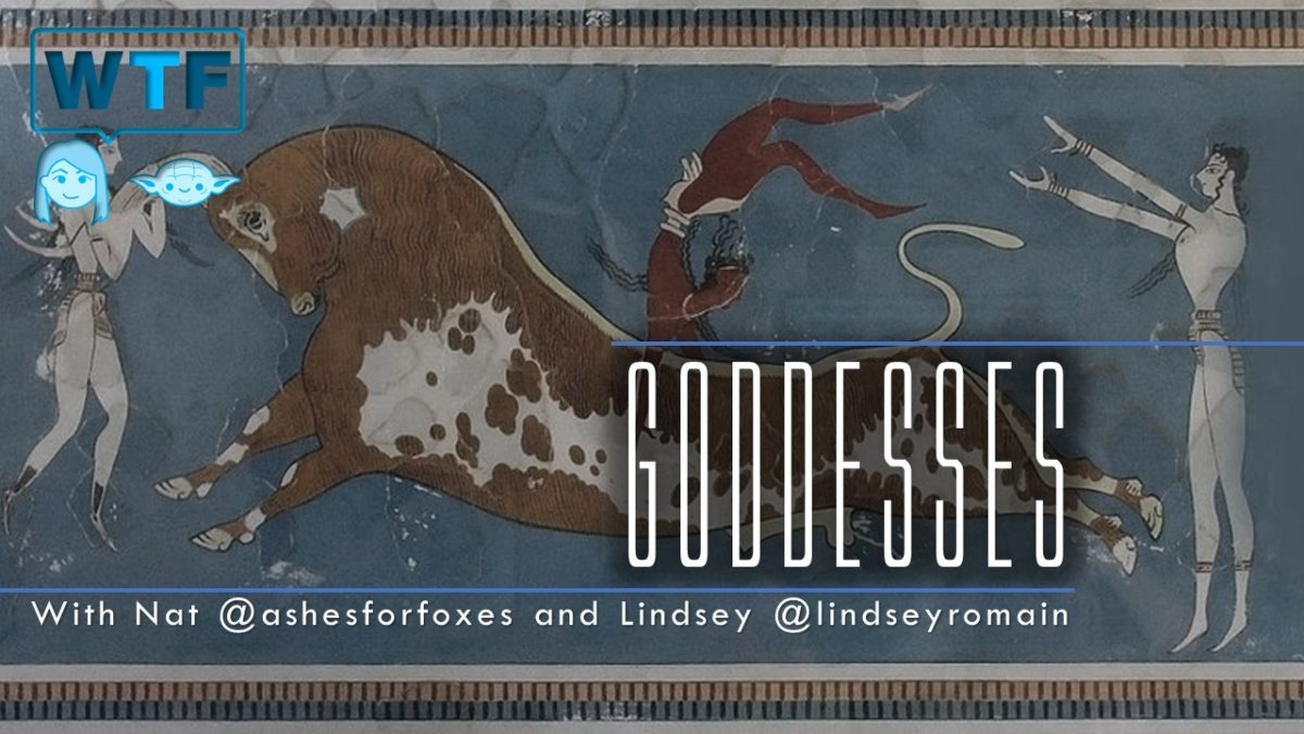 Discussion on Goddesses with Lindsey Romain & Natasha Fox